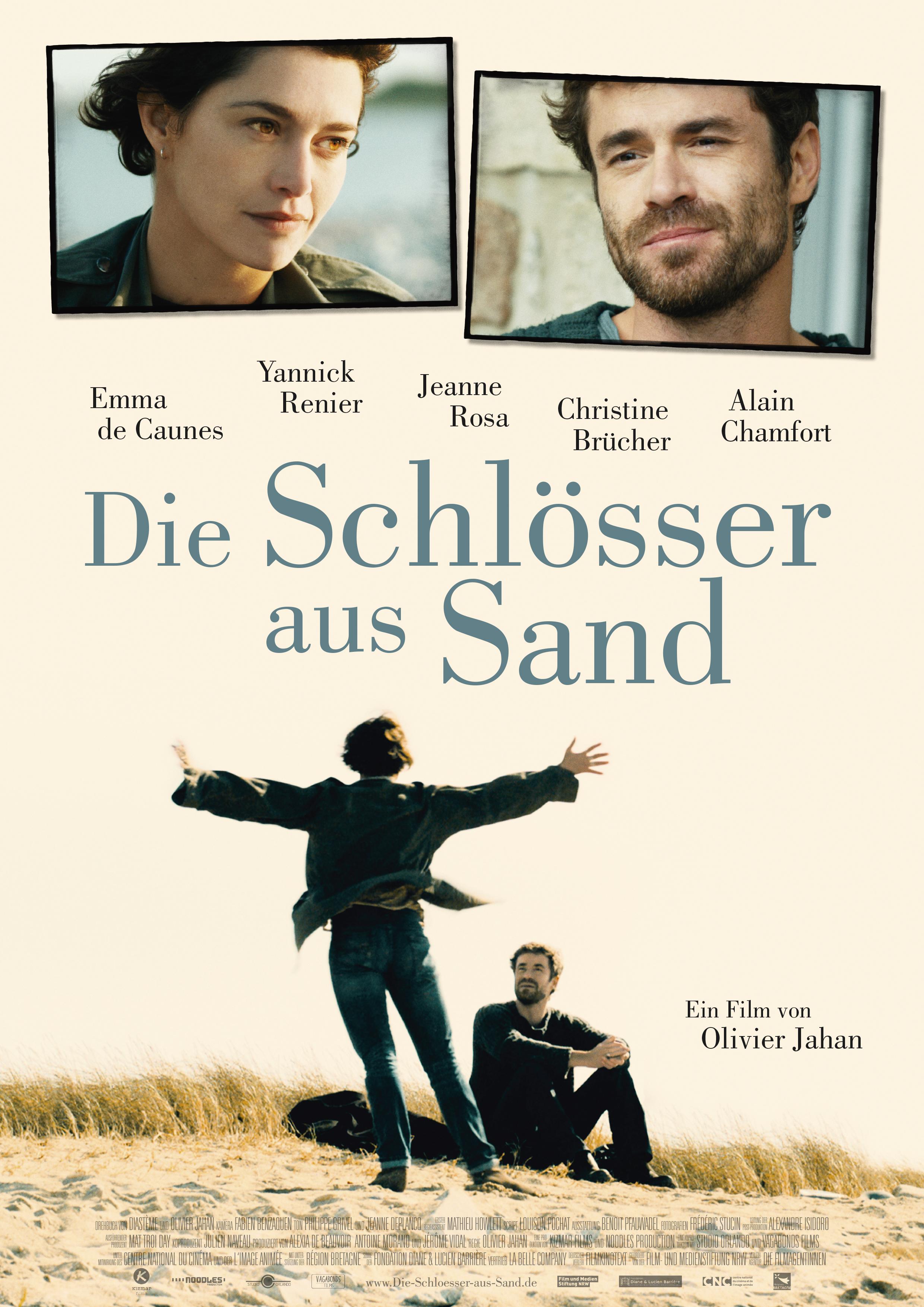 Die Schloesser aus Sand_Film Kino Text_Plakat