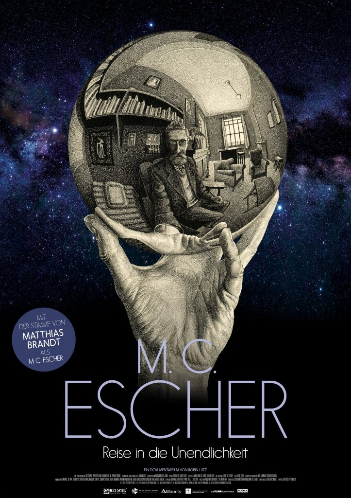 M. C. Escher_MFA_Plakat