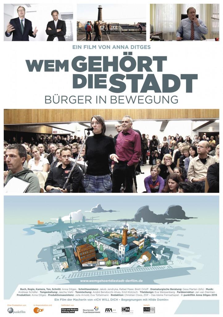 WEM GEHOERT DIE STADT_FilmKinoText_Plakat