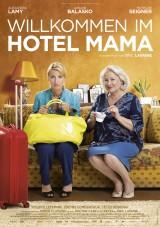 Willkommen im Hotel Mama_Alamode_Plakat