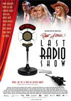 ROBERT ALTMANS LAST RADIO SHOW_Kool_Plakat