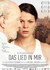 Das Lied in mir_Schwarz Weiss_Plakat