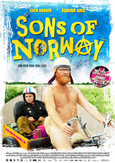 SONS OF NORWAY_Alamode_Plakat