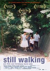 STILL WALKING_Kool_Plakat