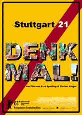 STUTTGART 21_Rommel_Plakat