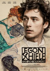 Egon Schiele_Alamode_Plakat