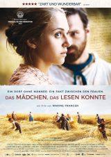 Das Mädchen, das lesen konnte_Film Kino Text_Plakat